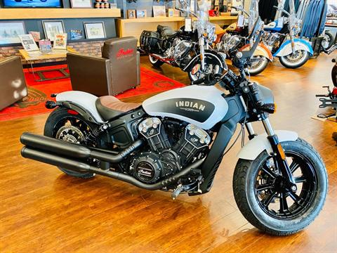 2020 Indian Scout® Bobber ABS in Fredericksburg, Virginia - Photo 5
