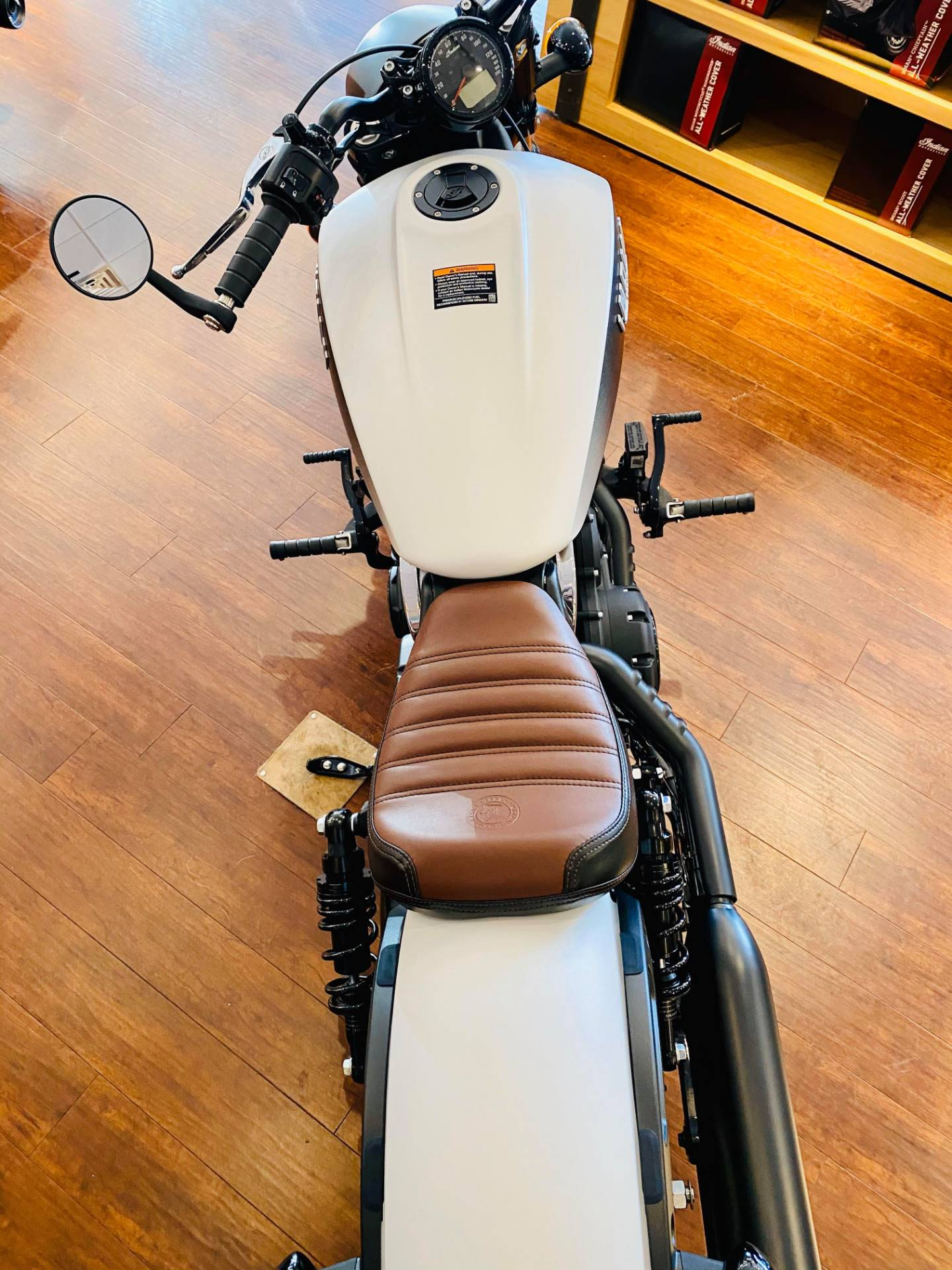 2020 Indian Scout® Bobber ABS in Fredericksburg, Virginia - Photo 7