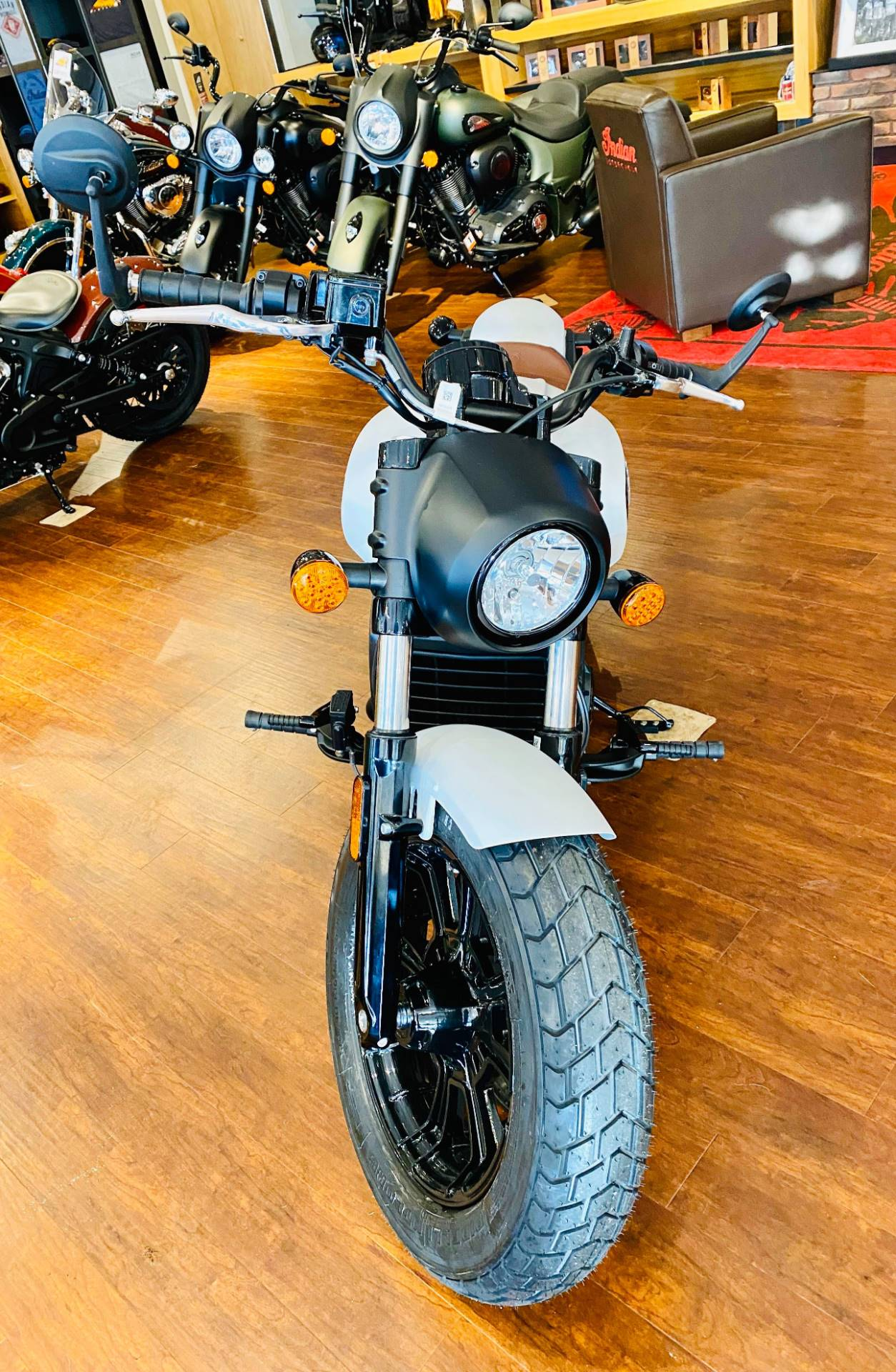 2020 Indian Scout® Bobber ABS in Fredericksburg, Virginia - Photo 9