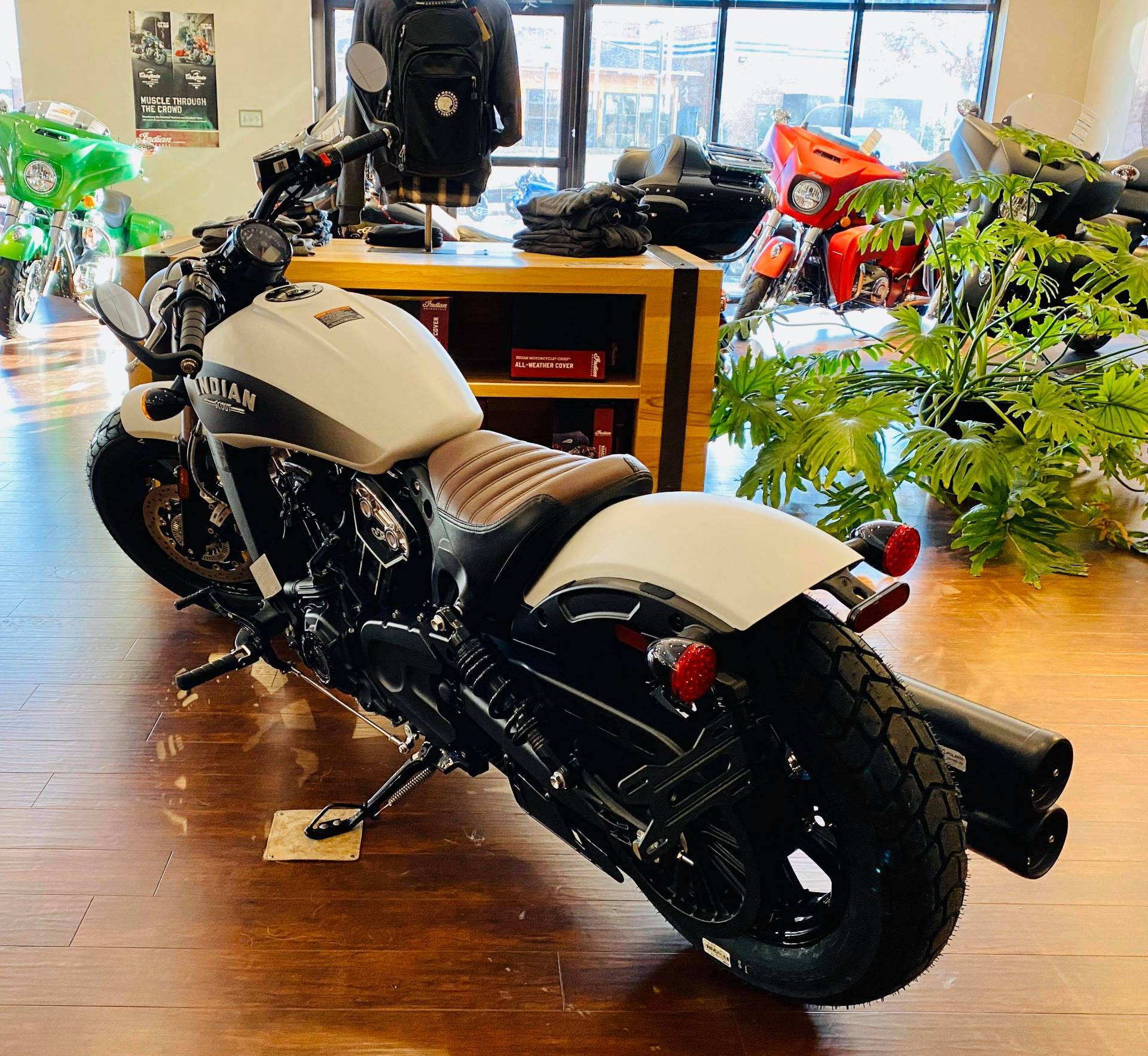 2020 Indian Scout® Bobber ABS in Fredericksburg, Virginia - Photo 12