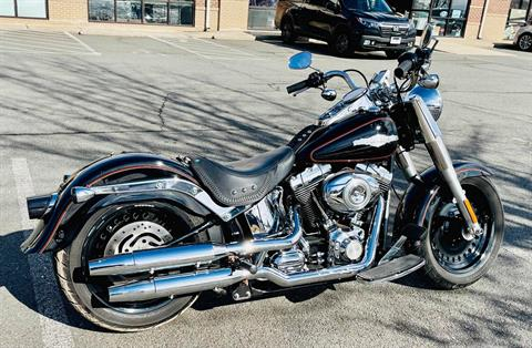 2011 HARLEY DAVIDSON Fat Boy in Fredericksburg, Virginia - Photo 11