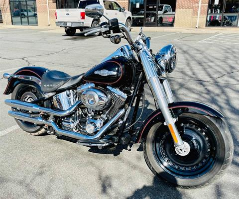 2011 HARLEY DAVIDSON Fat Boy in Fredericksburg, Virginia - Photo 13