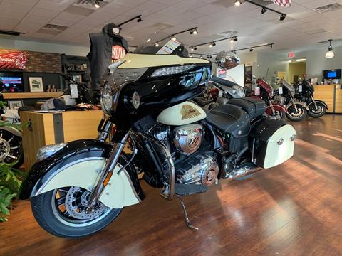 2019 Indian Chieftain® Classic ABS in Fredericksburg, Virginia - Photo 4