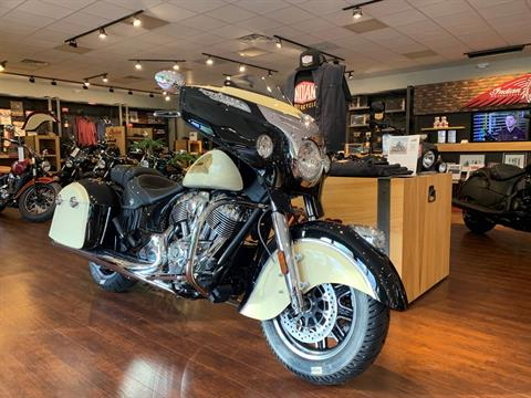 2019 Indian Chieftain® Classic ABS in Fredericksburg, Virginia - Photo 6