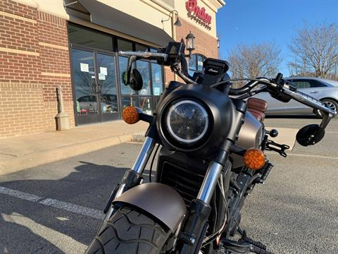 2019 Indian Scout® Bobber ABS in Fredericksburg, Virginia - Photo 5