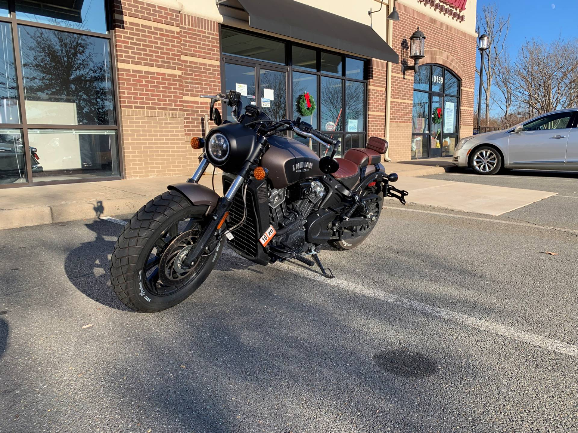 2019 Indian Scout® Bobber ABS in Fredericksburg, Virginia - Photo 6