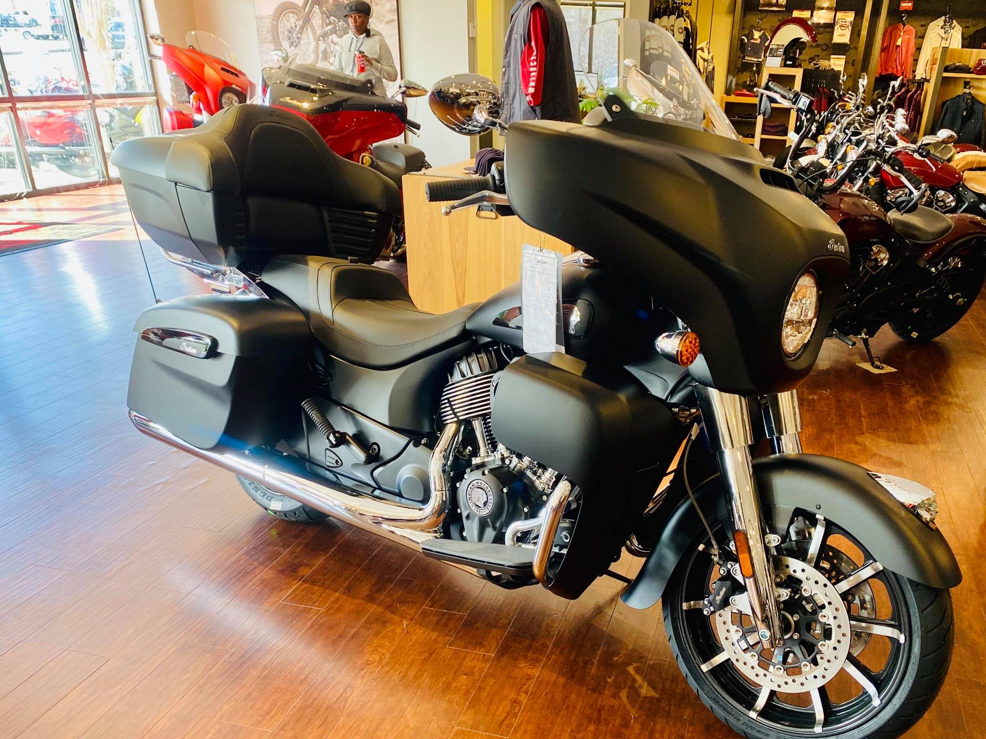 2020 Indian Roadmaster® Dark Horse® in Fredericksburg, Virginia - Photo 3