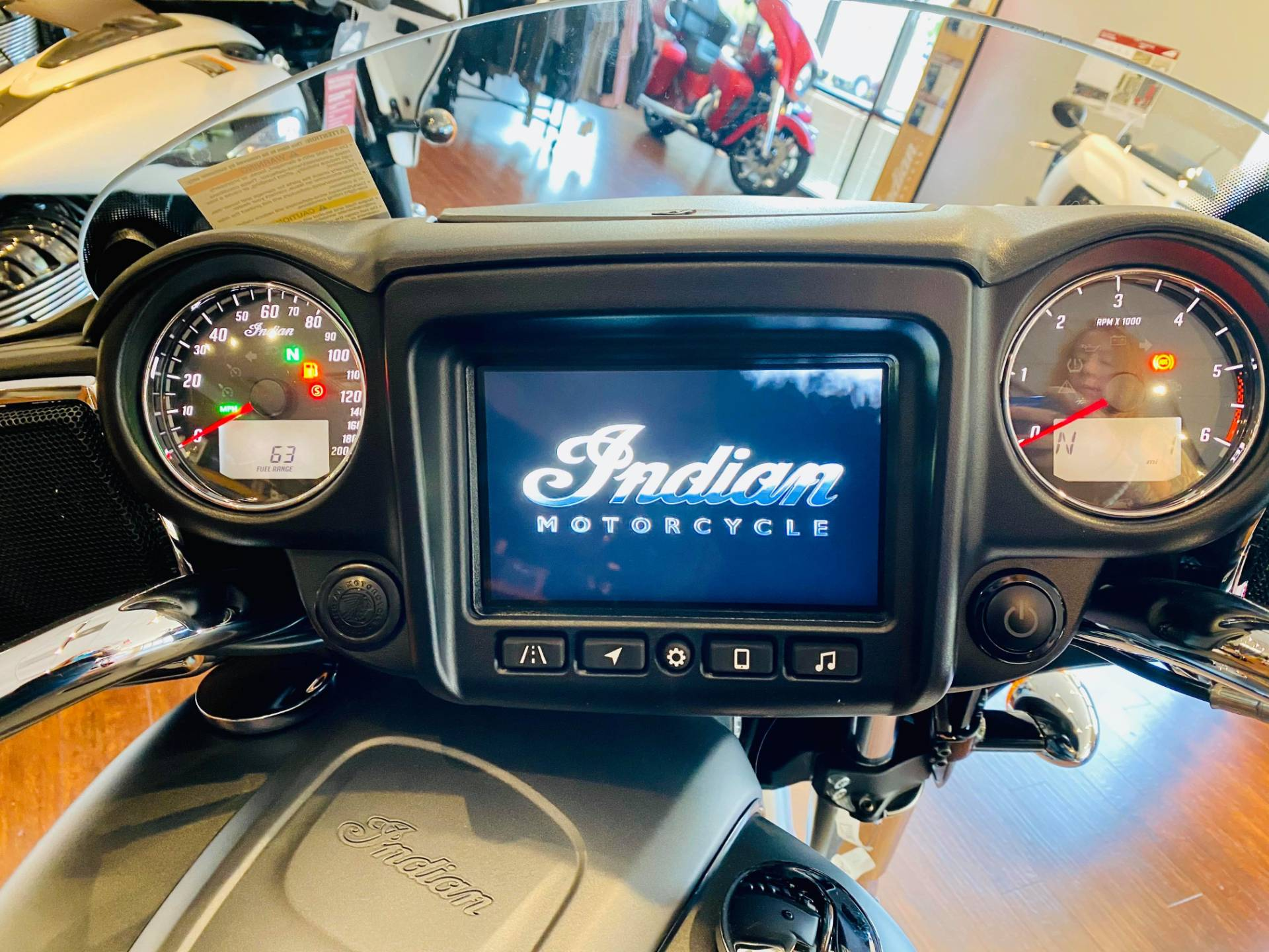 2020 Indian Chieftain® in Fredericksburg, Virginia - Photo 8