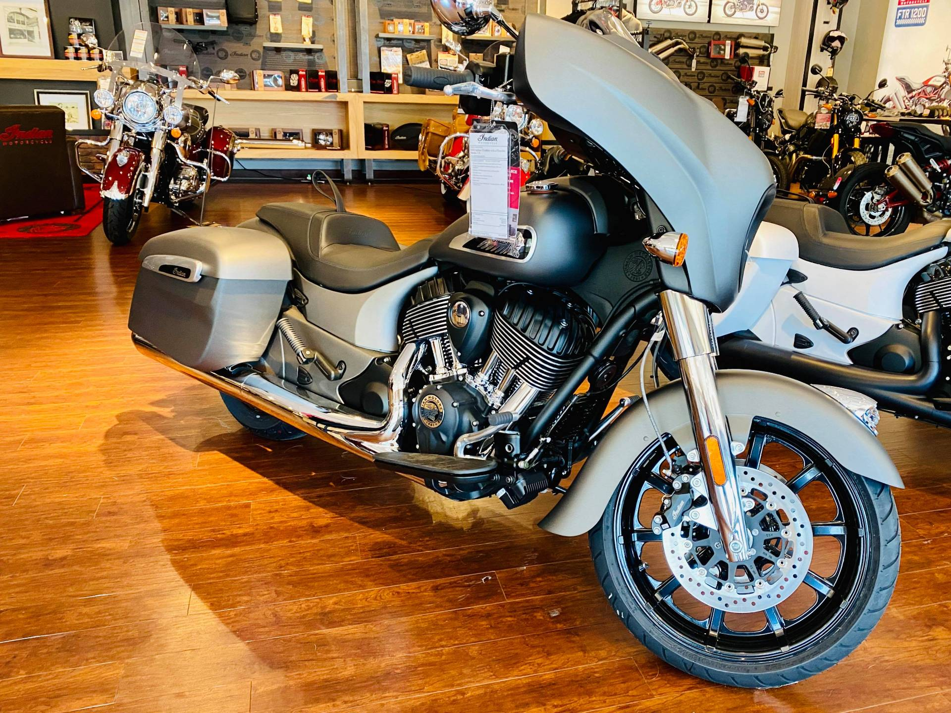 2020 Indian Chieftain® in Fredericksburg, Virginia - Photo 9