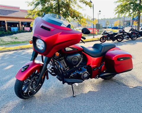 2021 Indian Chieftain® Dark Horse® in Fredericksburg, Virginia - Photo 14