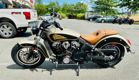2020 Indian Scout® ABS Icon Series in Fredericksburg, Virginia - Photo 4