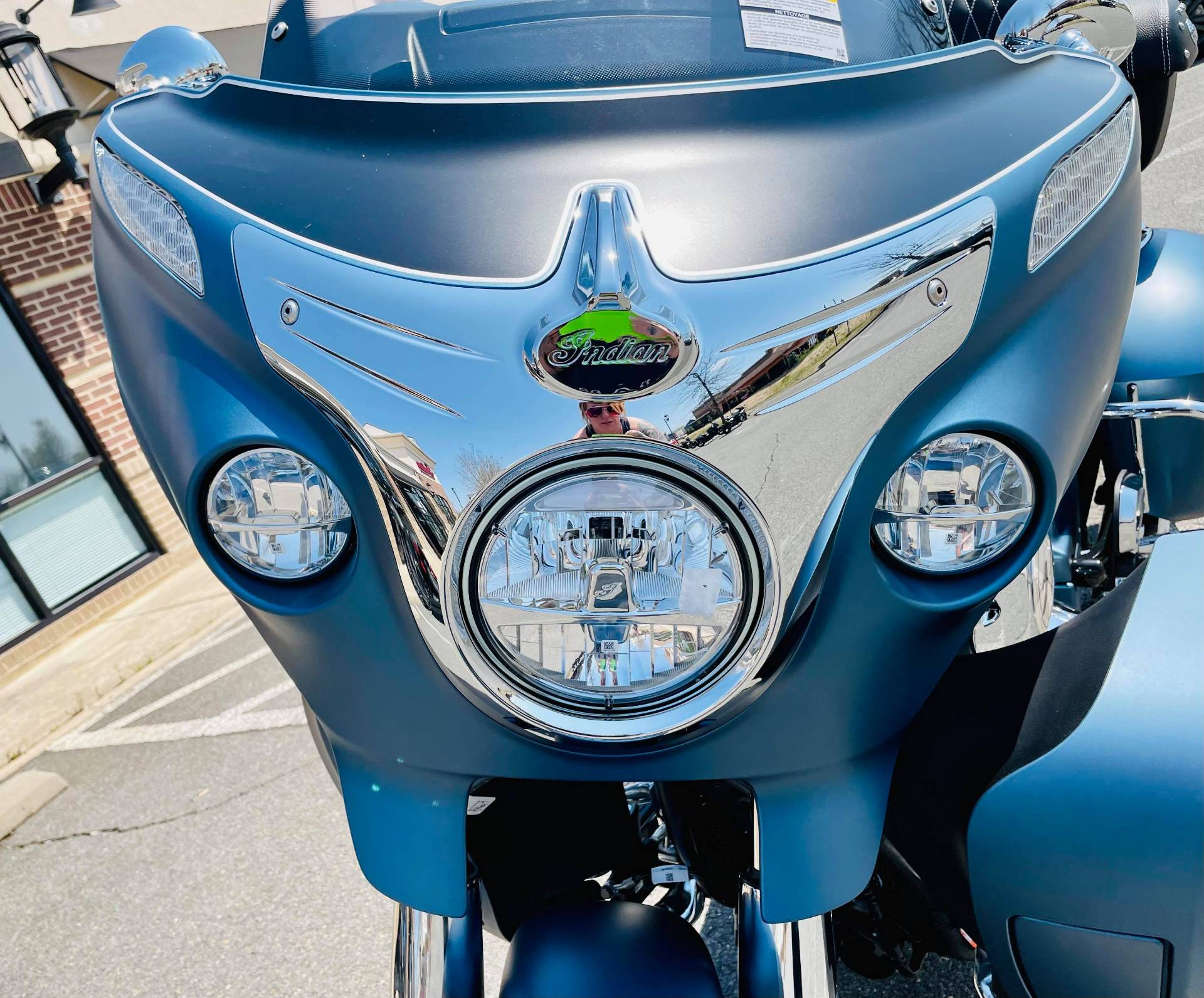 2021 Indian Roadmaster® Icon in Fredericksburg, Virginia - Photo 2