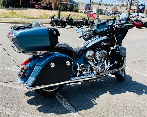 2021 Indian Roadmaster® Icon in Fredericksburg, Virginia - Photo 10