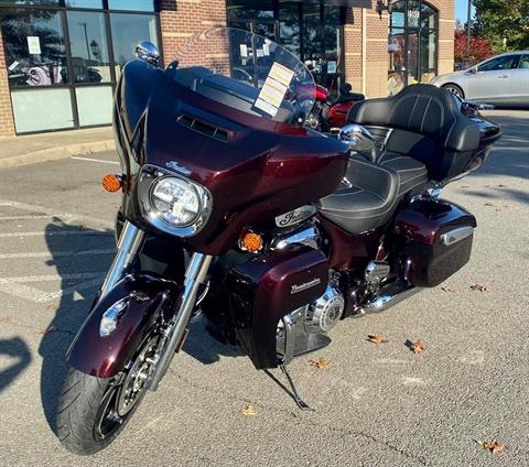2021 Indian Roadmaster® Limited in Fredericksburg, Virginia - Photo 9