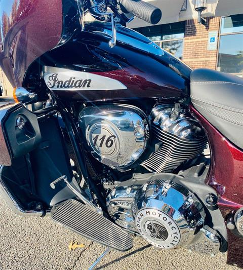 2021 Indian Roadmaster® Limited in Fredericksburg, Virginia - Photo 10