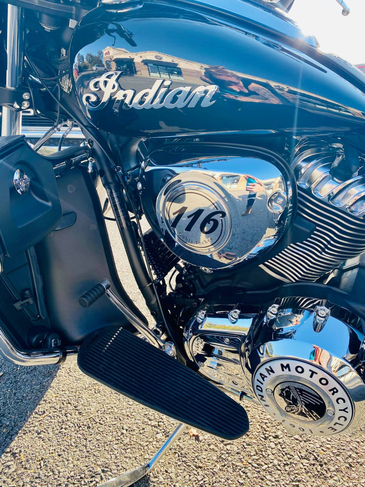 2021 Indian Roadmaster® in Fredericksburg, Virginia - Photo 5
