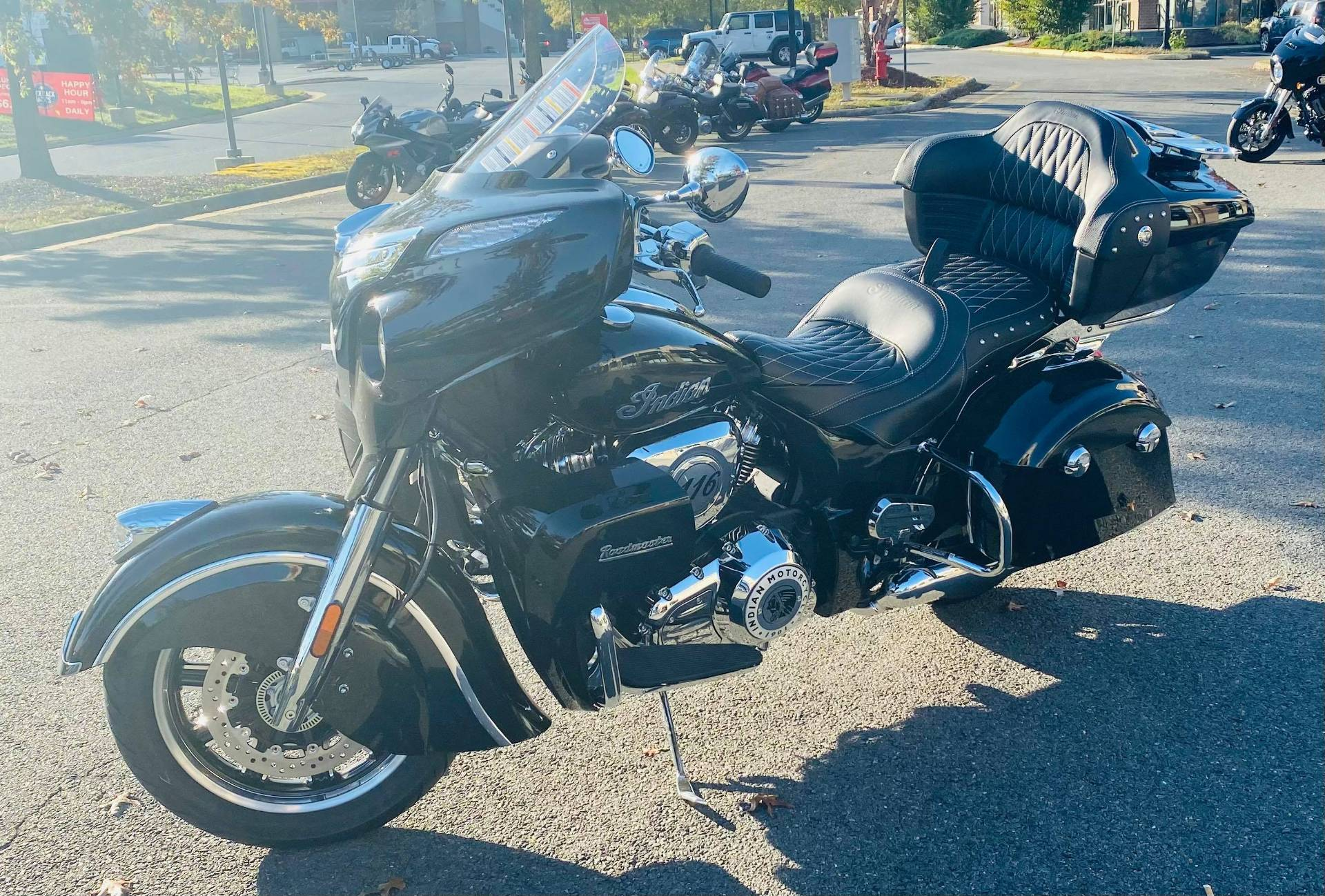 2021 Indian Roadmaster® in Fredericksburg, Virginia - Photo 12