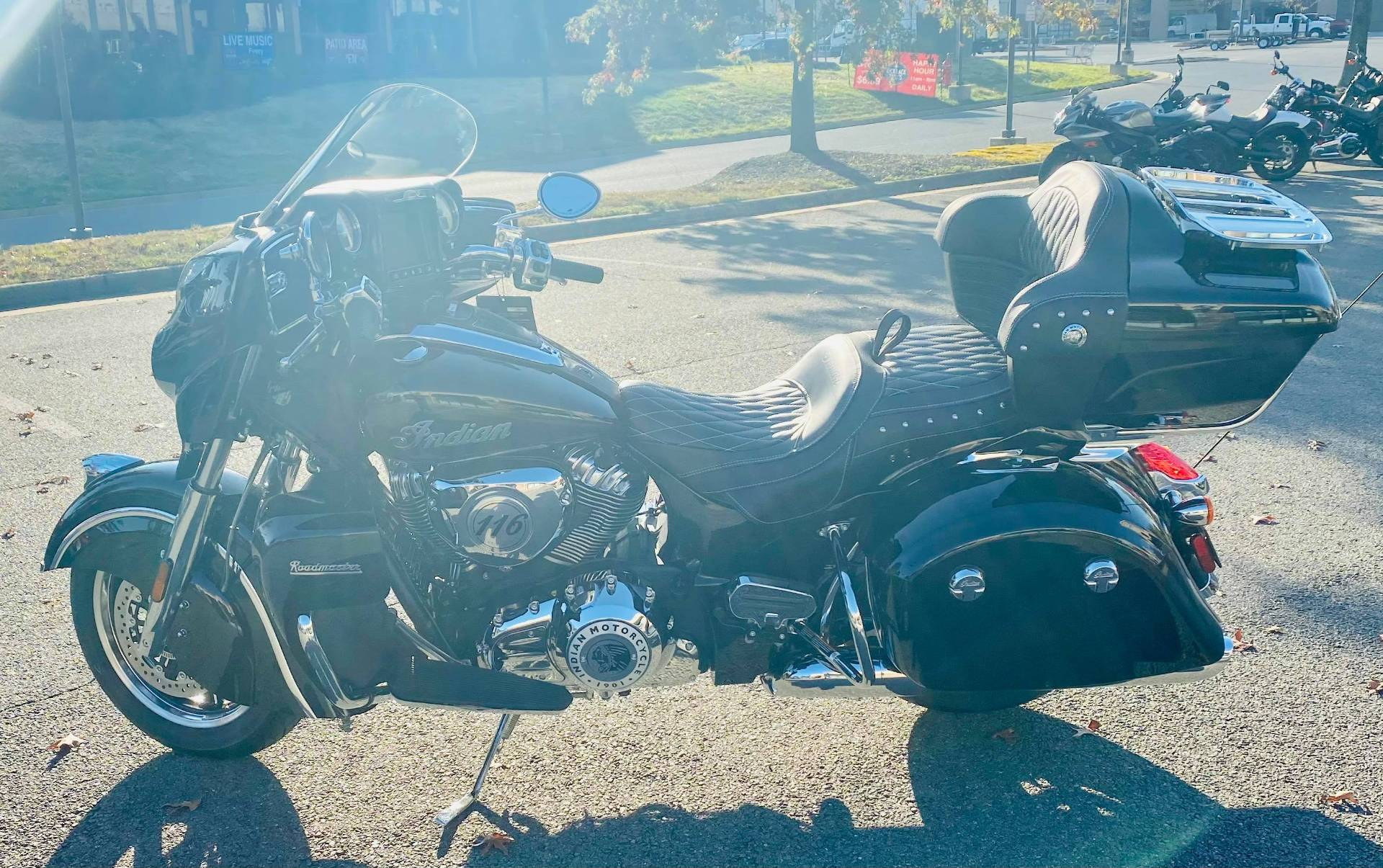 2021 Indian Roadmaster® in Fredericksburg, Virginia - Photo 13