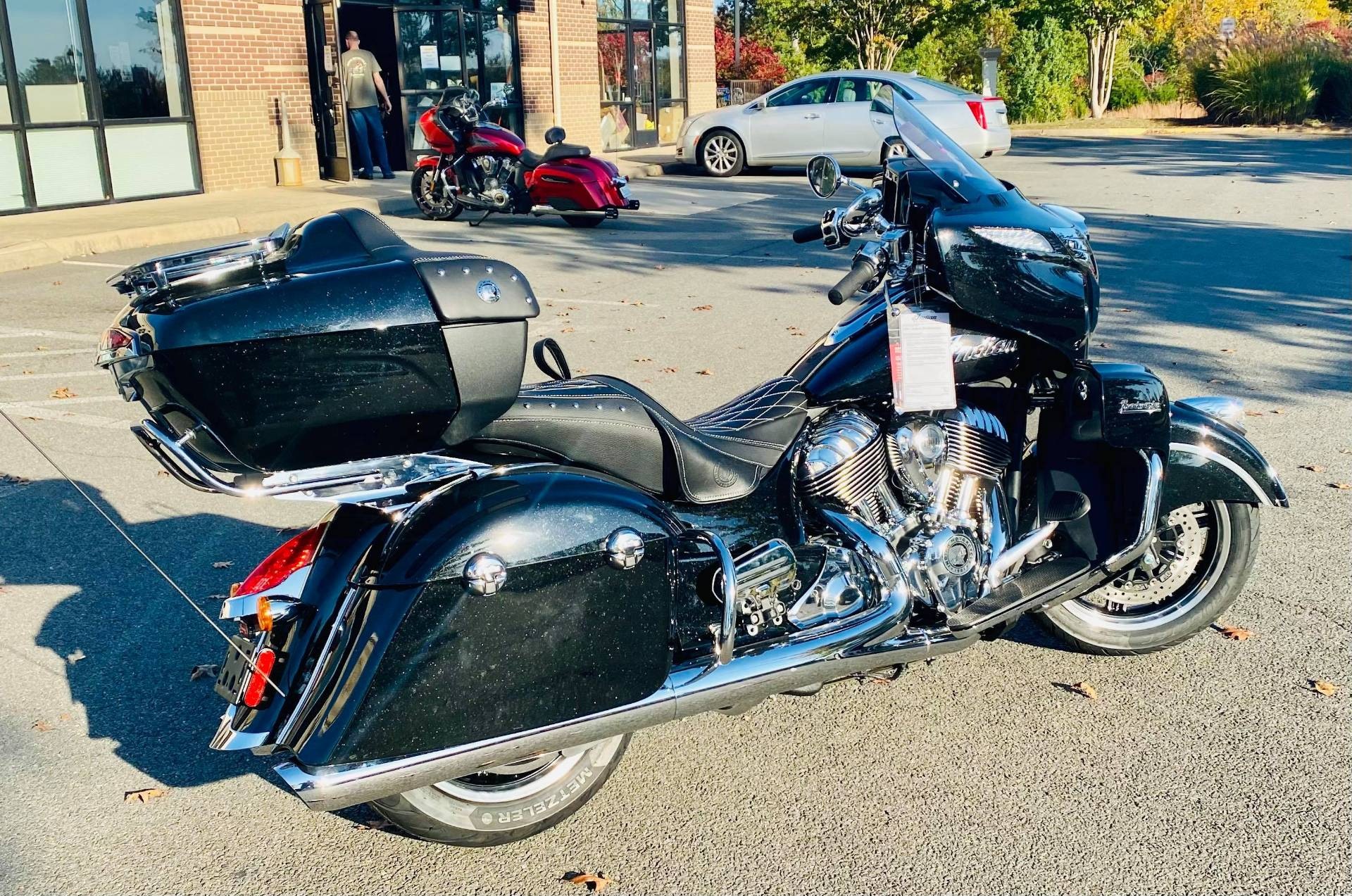 2021 Indian Roadmaster® in Fredericksburg, Virginia - Photo 14