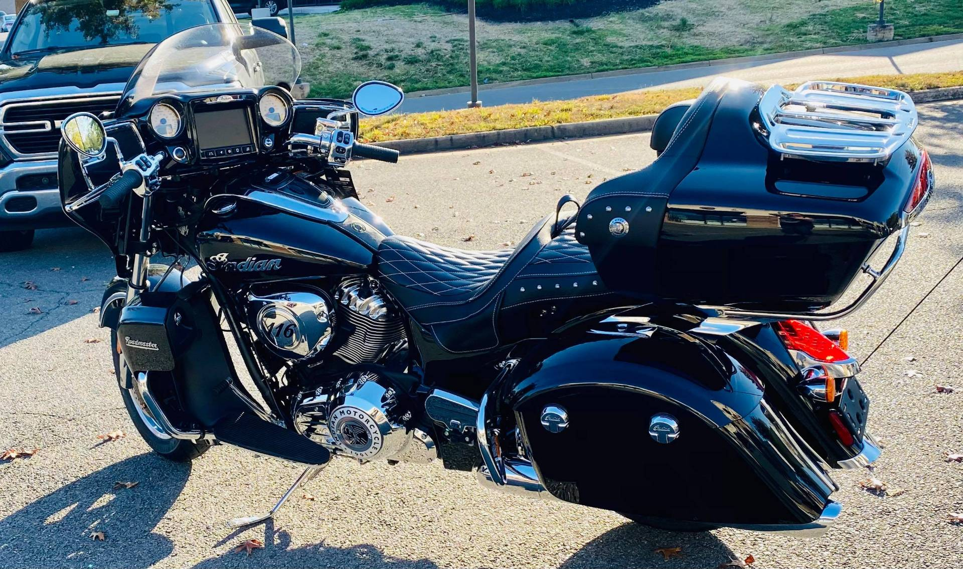 2021 Indian Roadmaster® in Fredericksburg, Virginia - Photo 16