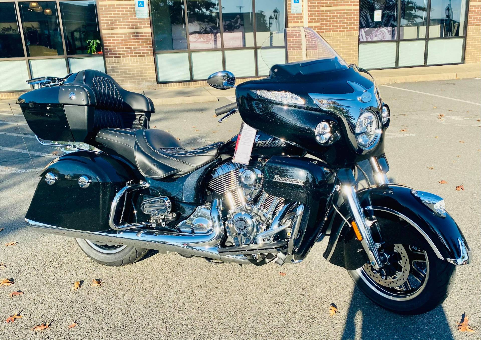 2021 Indian Roadmaster® in Fredericksburg, Virginia - Photo 17