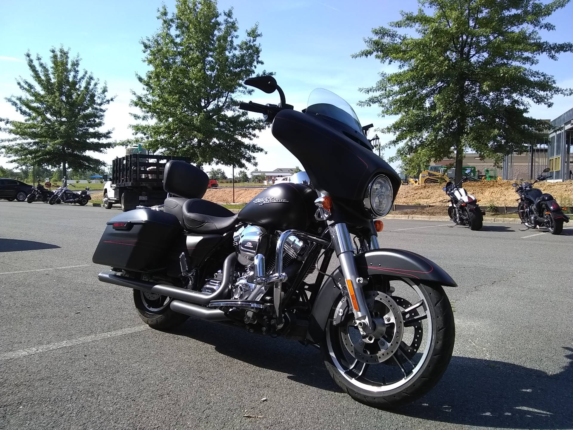 2016 HARLEY DAVIDSON Street Glide Special in Fredericksburg, Virginia - Photo 4