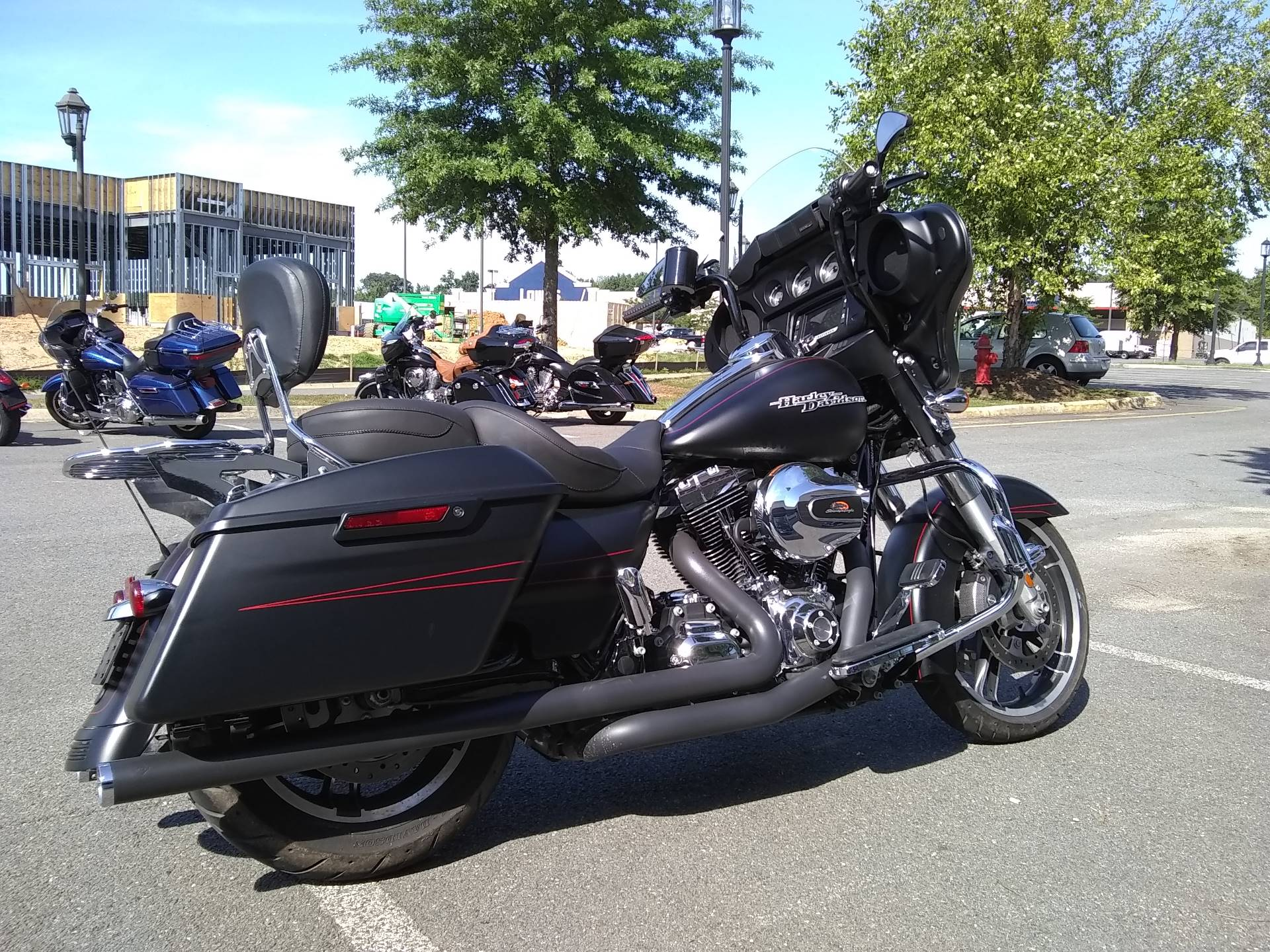 2016 HARLEY DAVIDSON Street Glide Special in Fredericksburg, Virginia - Photo 7
