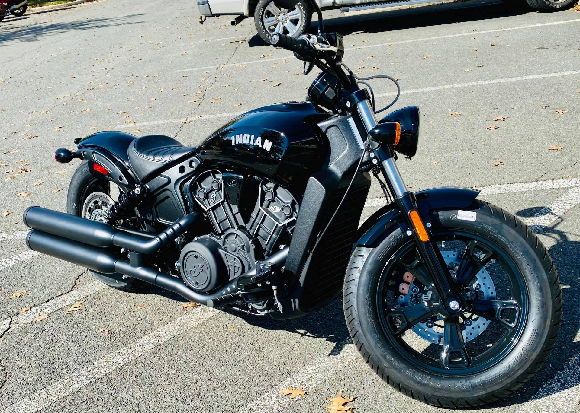 2021 Indian Scout® Bobber Sixty ABS in Fredericksburg, Virginia - Photo 2