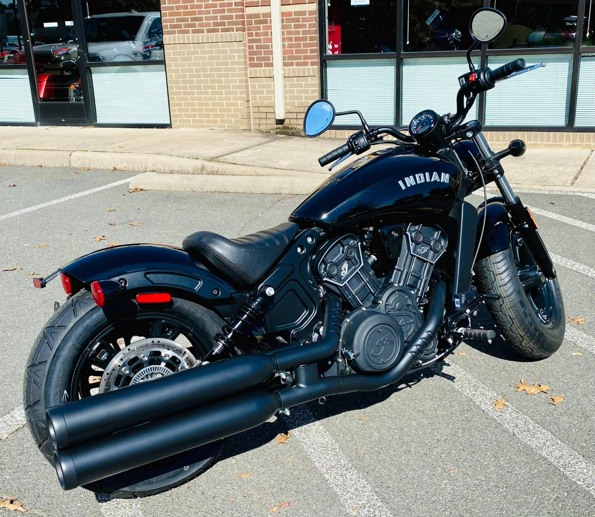 2021 Indian Scout® Bobber Sixty ABS in Fredericksburg, Virginia - Photo 5