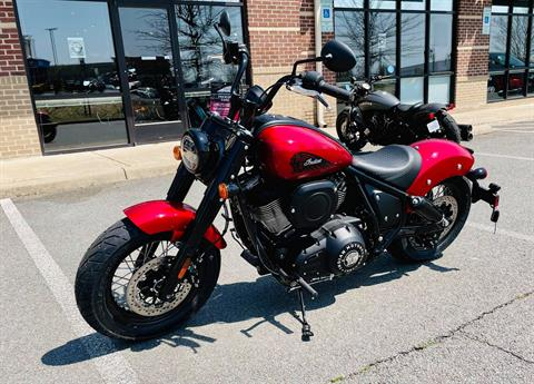 2022 Indian Chief Bobber ABS in Fredericksburg, Virginia - Photo 10