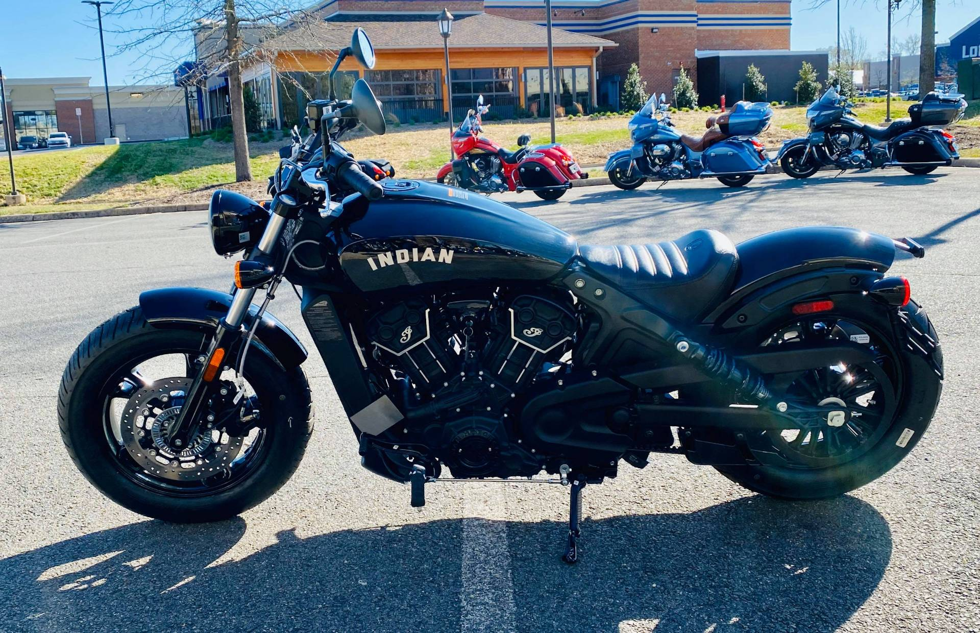 2020 Indian Scout Bobber Sixty Abs Motorcycles Fredericksburg Virginia Ind163042