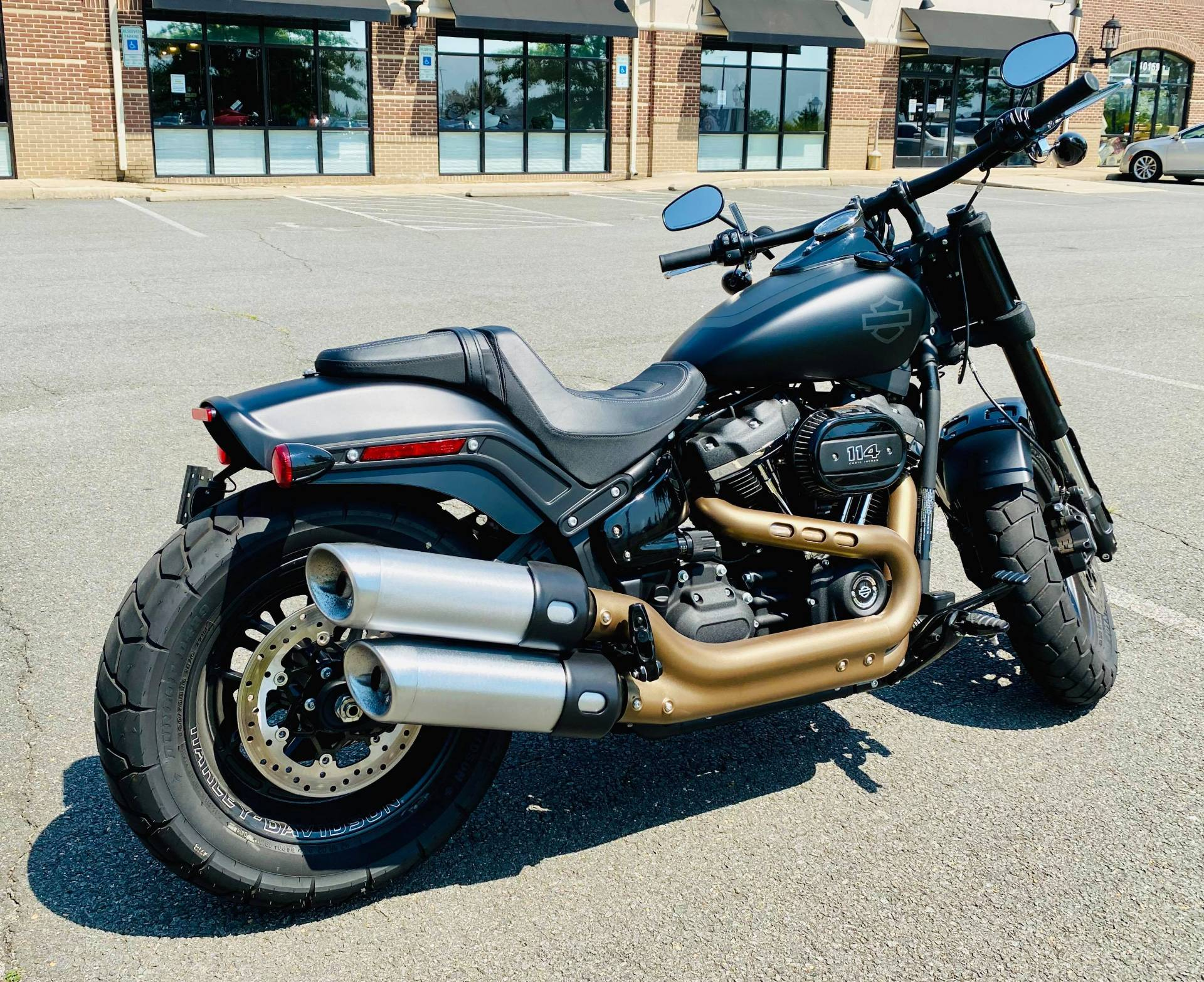 2019 HARLEY DAVIDSON FXFBS Fat Bob 114 in Fredericksburg, Virginia - Photo 8