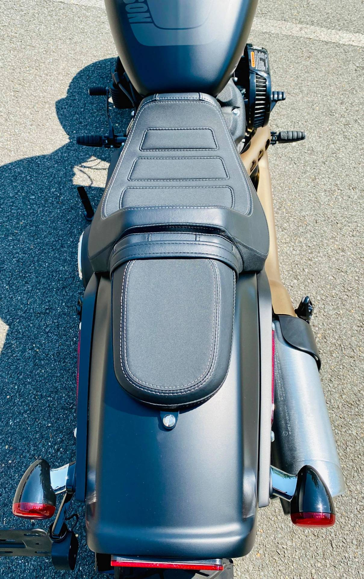 2019 HARLEY DAVIDSON FXFBS Fat Bob 114 in Fredericksburg, Virginia - Photo 9