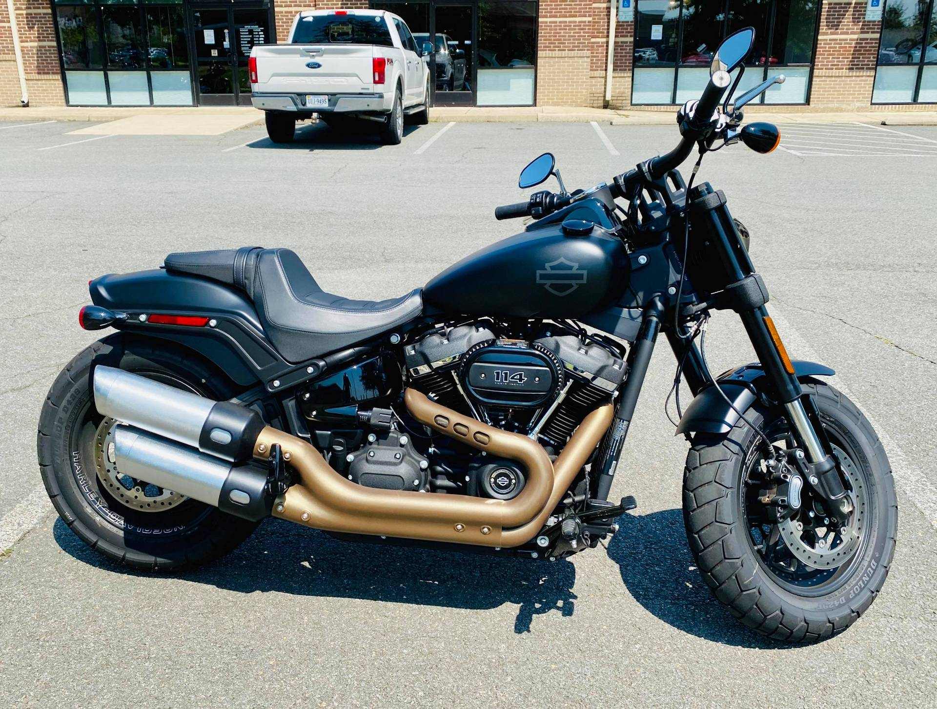 2019 HARLEY DAVIDSON FXFBS Fat Bob 114 in Fredericksburg, Virginia - Photo 13