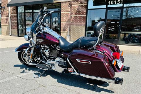 2018 HARLEY DAVIDSON Road King in Fredericksburg, Virginia - Photo 4