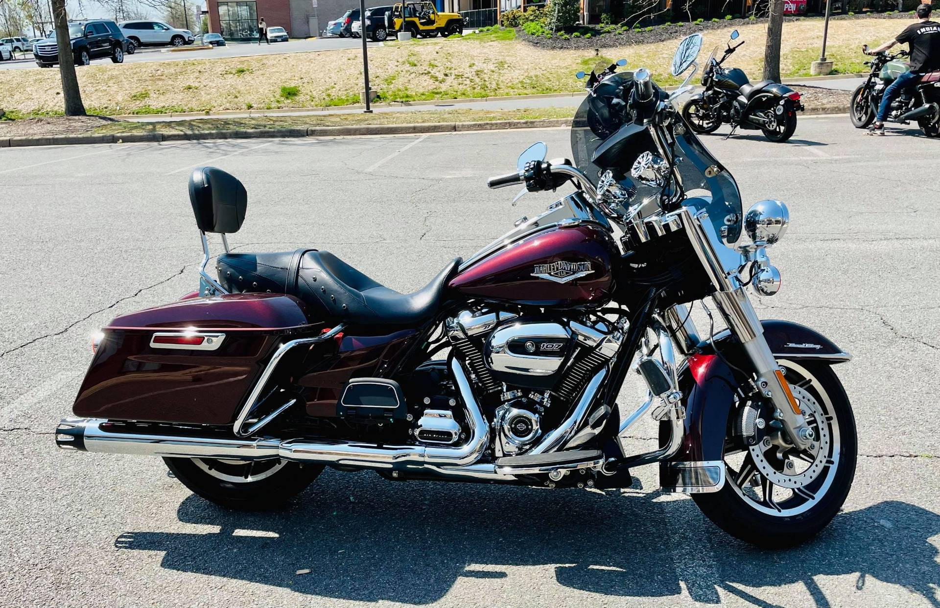2018 HARLEY DAVIDSON Road King in Fredericksburg, Virginia - Photo 5