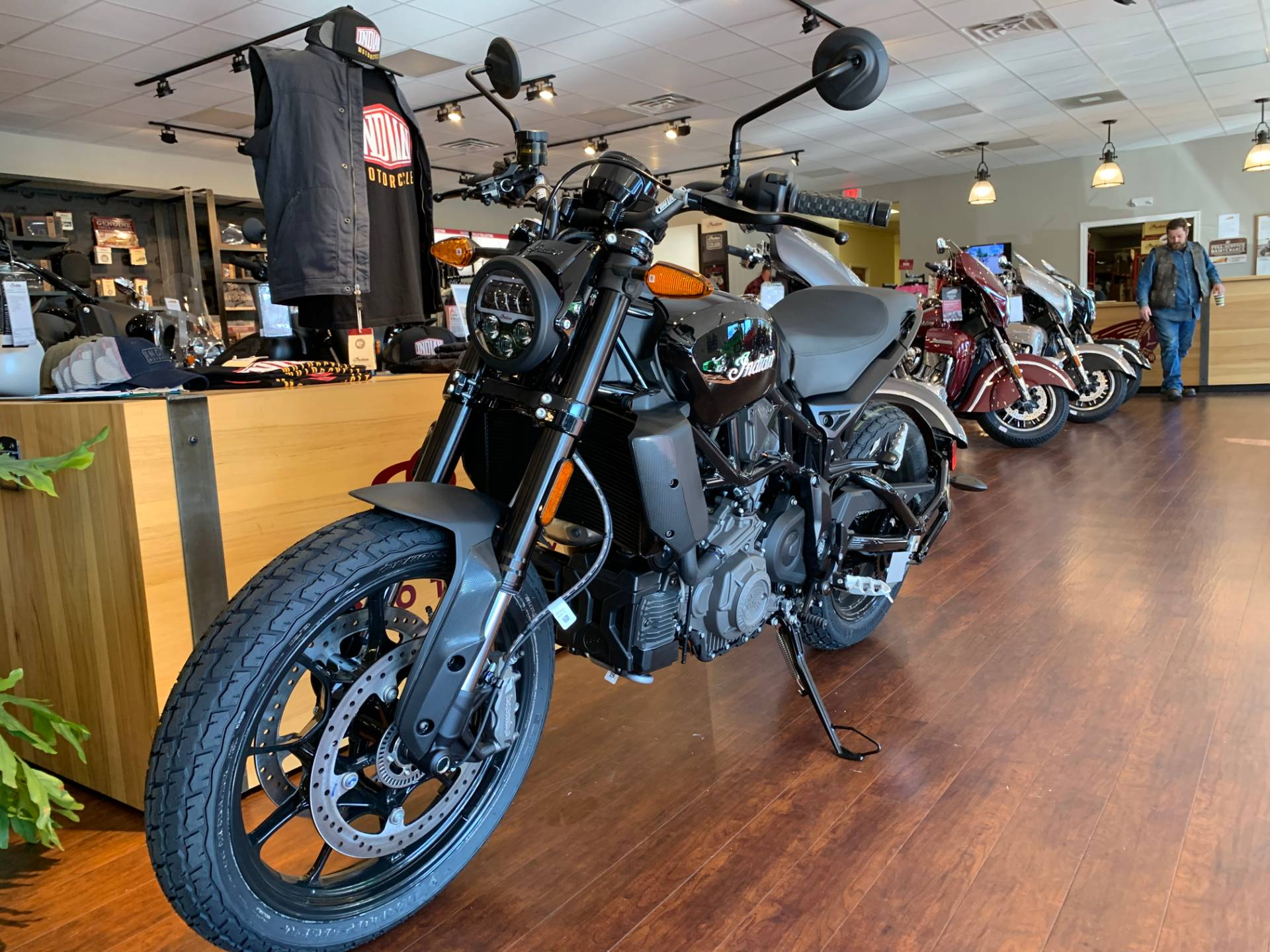 2019 Indian FTR™ 1200 in Fredericksburg, Virginia - Photo 3
