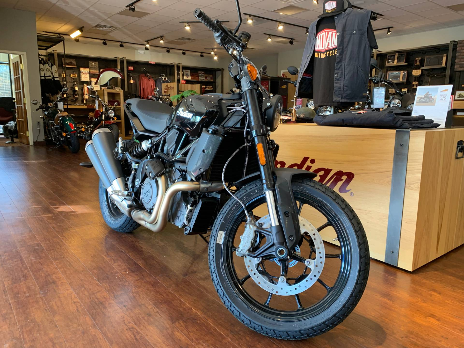 2019 Indian FTR™ 1200 in Fredericksburg, Virginia - Photo 6