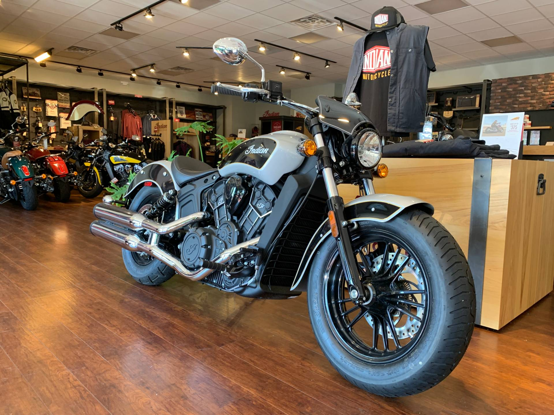 2019 Indian Scout® Sixty ABS in Fredericksburg, Virginia - Photo 2