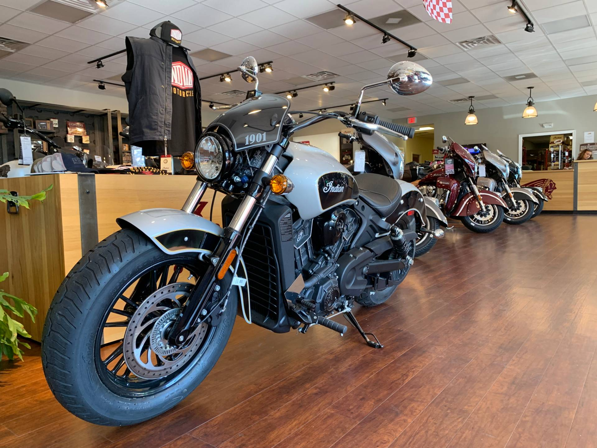 2019 Indian Scout® Sixty ABS in Fredericksburg, Virginia - Photo 3