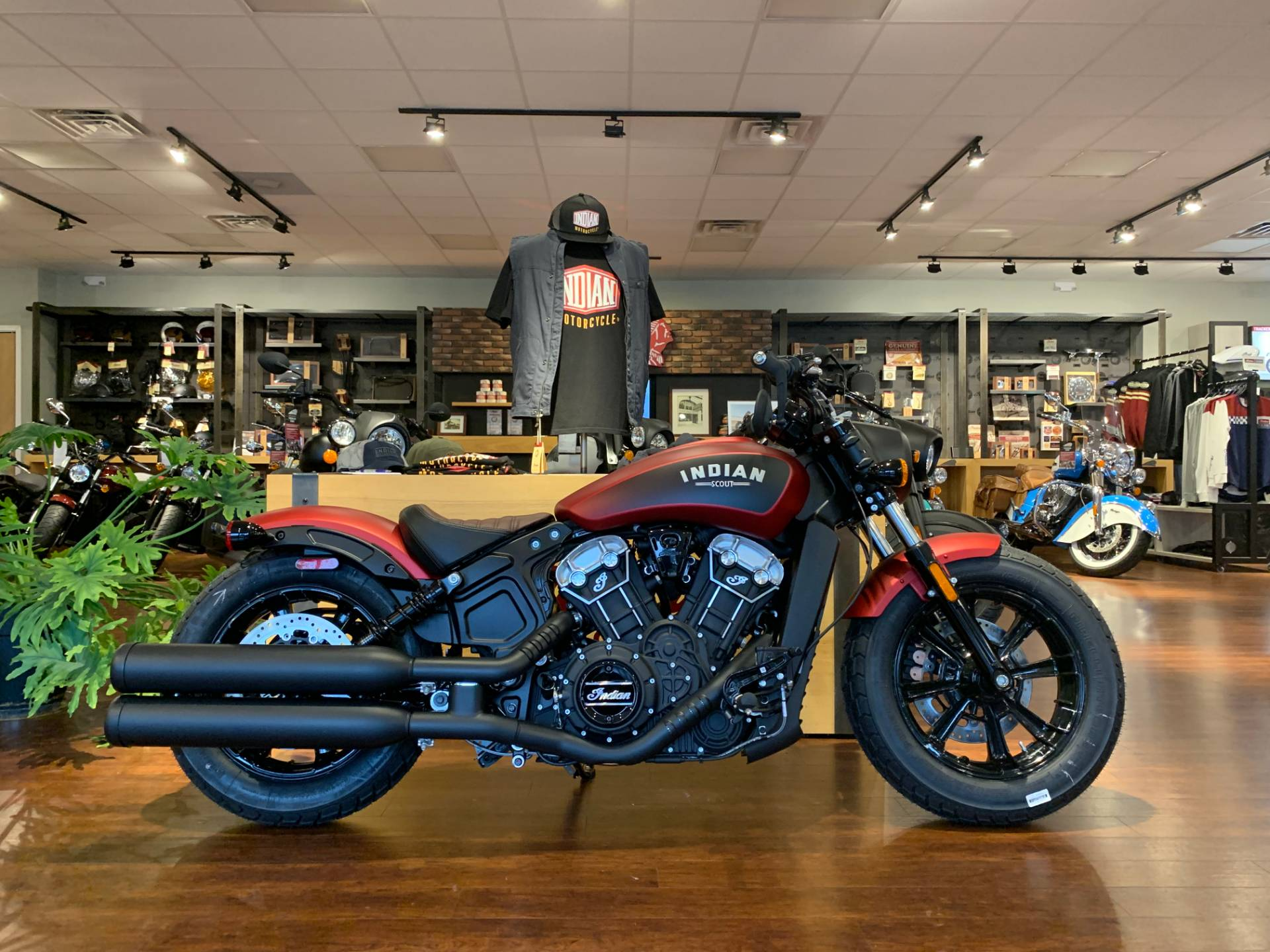 2020 Indian Scout® Bobber ABS Icon Series in Fredericksburg, Virginia - Photo 1