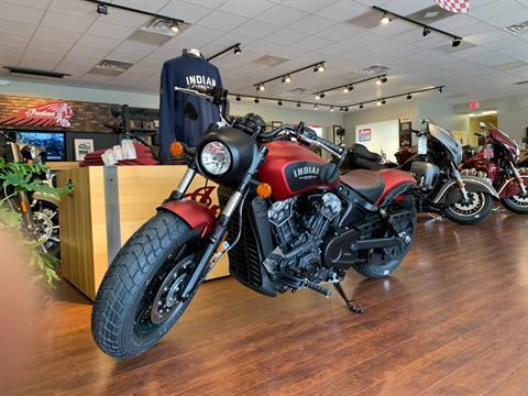 2020 Indian Scout® Bobber ABS Icon Series in Fredericksburg, Virginia - Photo 3