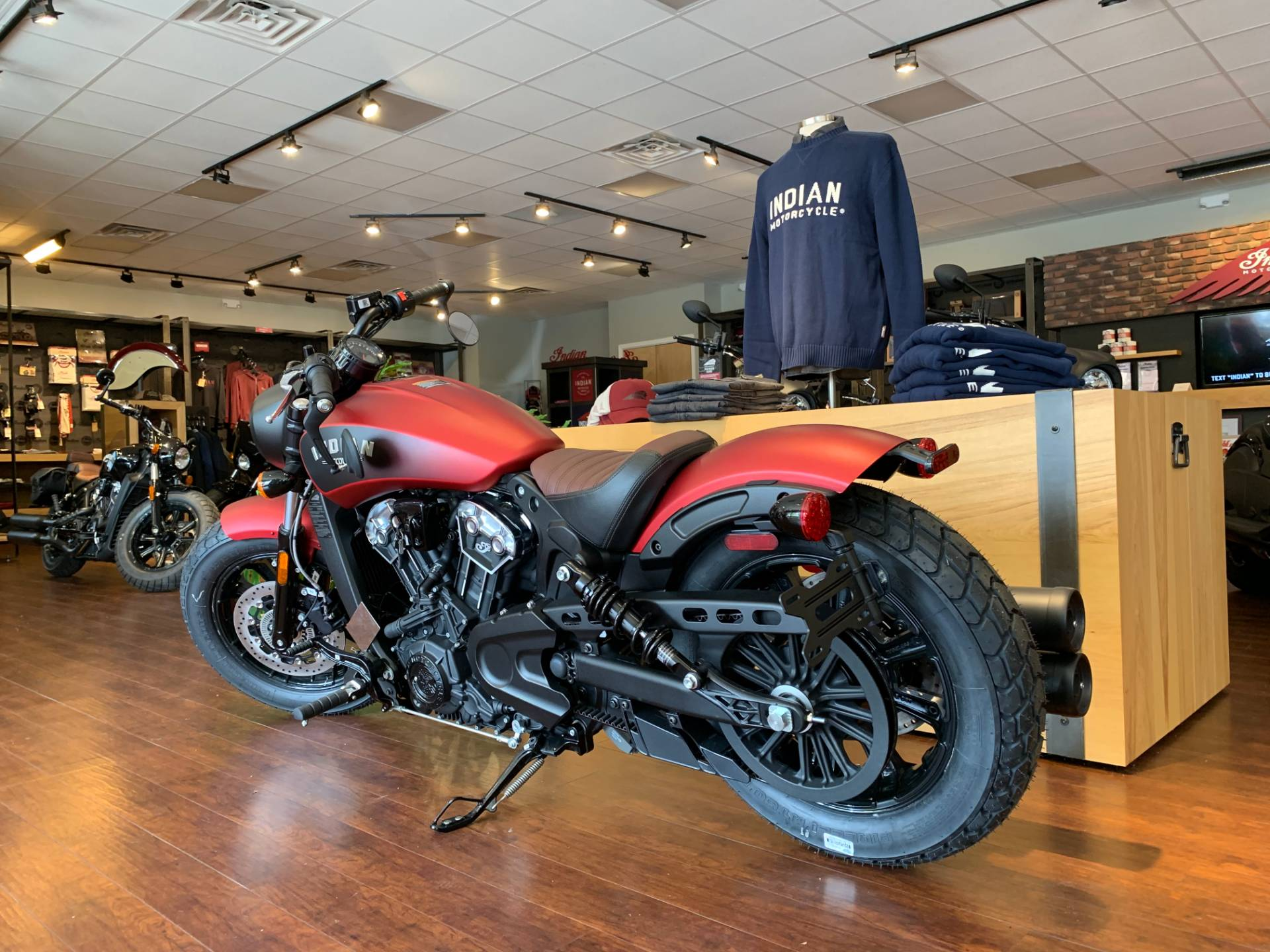 2020 Indian Scout® Bobber ABS Icon Series in Fredericksburg, Virginia - Photo 4