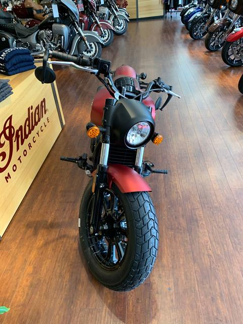 2020 Indian Scout® Bobber ABS Icon Series in Fredericksburg, Virginia - Photo 5