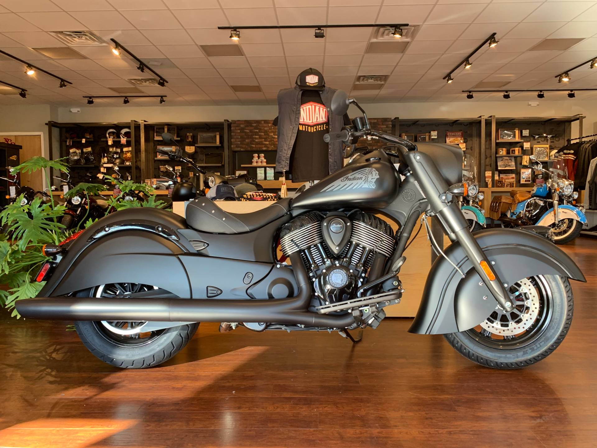 2019 Indian Chief® Dark Horse® ABS in Fredericksburg, Virginia - Photo 1