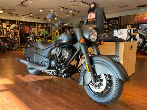 2019 Indian Chief® Dark Horse® ABS in Fredericksburg, Virginia - Photo 4