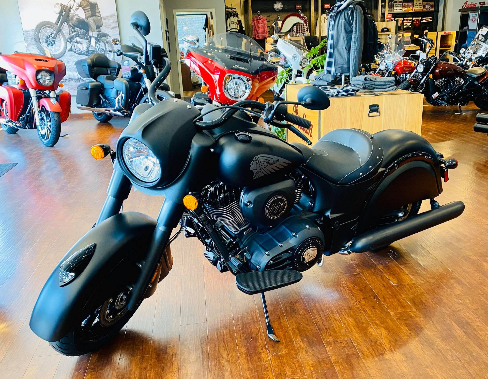 2020 Indian Chief® Dark Horse® in Fredericksburg, Virginia - Photo 1
