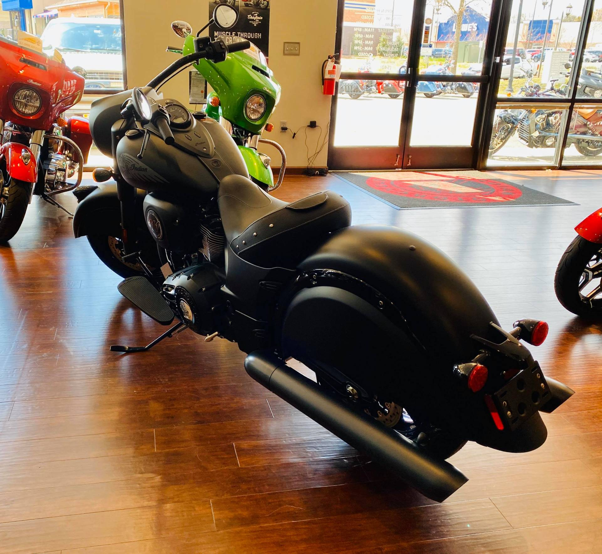 2020 Indian Chief® Dark Horse® in Fredericksburg, Virginia - Photo 6