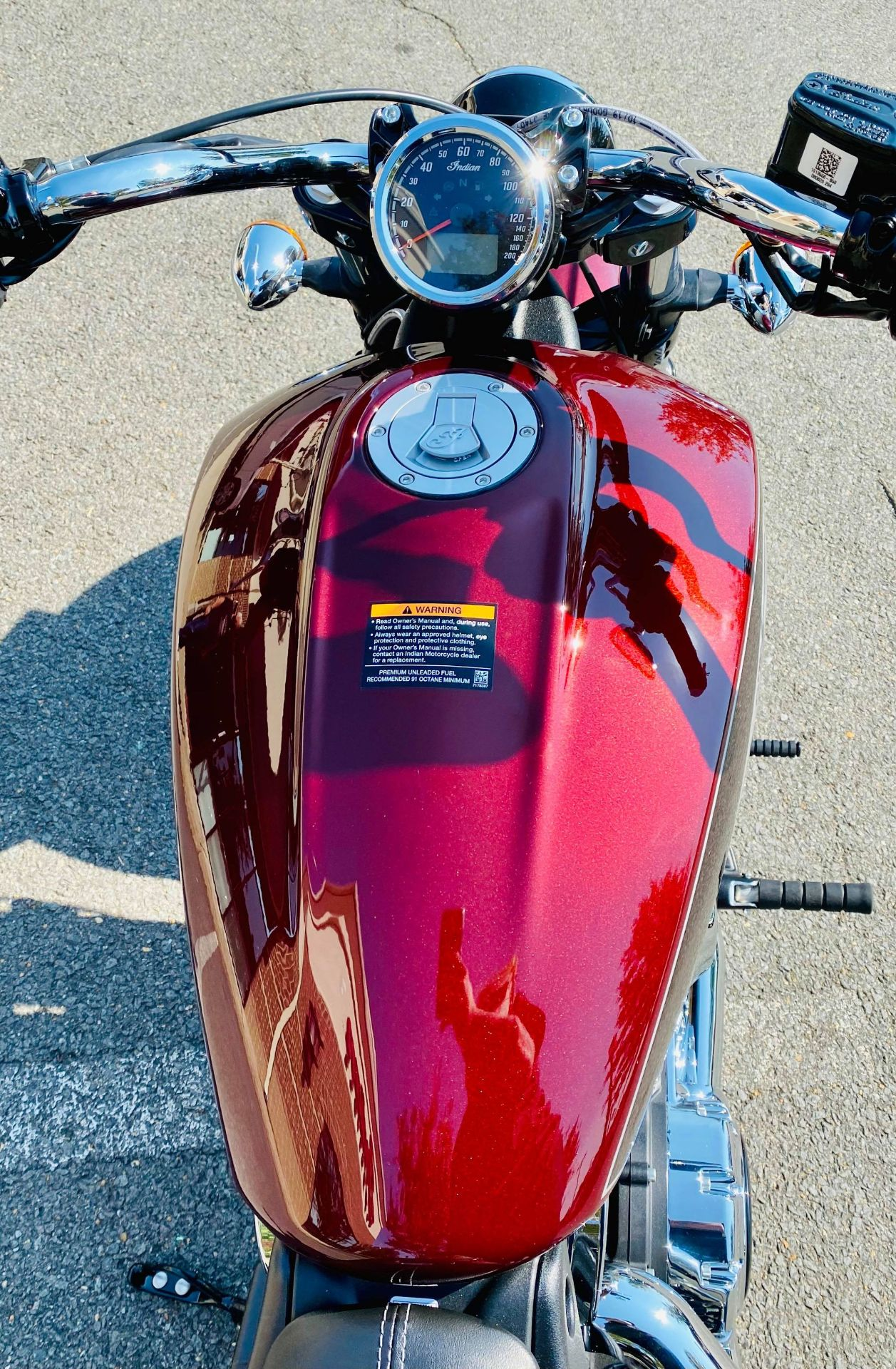 2021 Indian Scout® ABS in Fredericksburg, Virginia - Photo 2