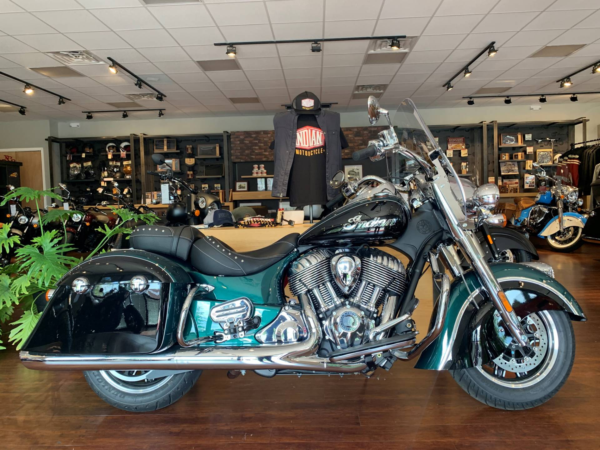 2019 Indian Springfield® ABS in Fredericksburg, Virginia - Photo 1